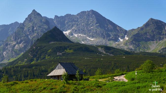 Tatrzańskie doliny też potrafią być piękne.