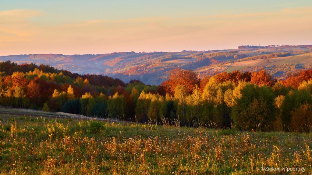 Jesień na zdjęciu