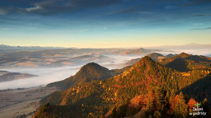 Poranek w górach po prostu trzeba przeżyć samemu