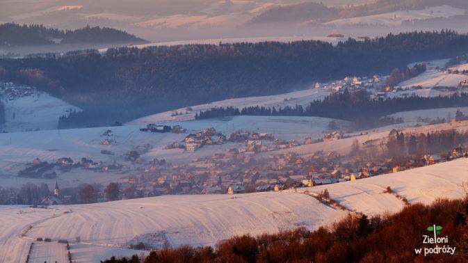 W dolinach wstaje już nowy dzień