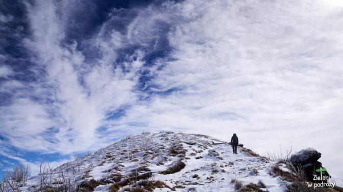 Chmury potrafią tworzyć świetne krajobrazy