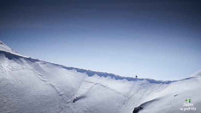Człowiek kontra góra