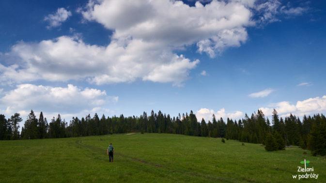 Spacer pod takim niebem to coś, co lubię