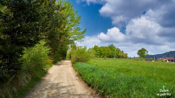 Wiosna w pełni, a my ruszamy na szlak