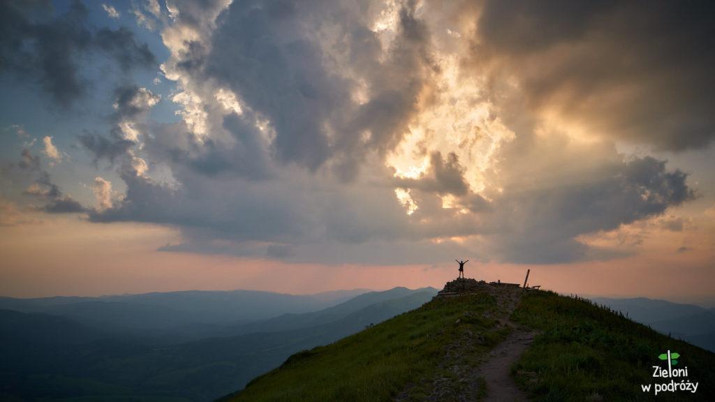 Góry są środkiem, celem jest człowiek