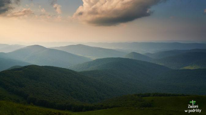 Widoki ze szczytu mogą się podobać