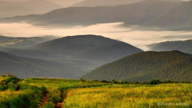 Wielka Rawka to najwybitniejsza bieszczadzka góra po naszej stronie.