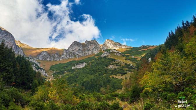 Kolory jesieni na szlaku