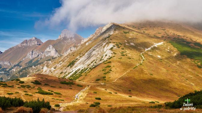 Tatry Bielskie jesienią trzeba zobaczyć