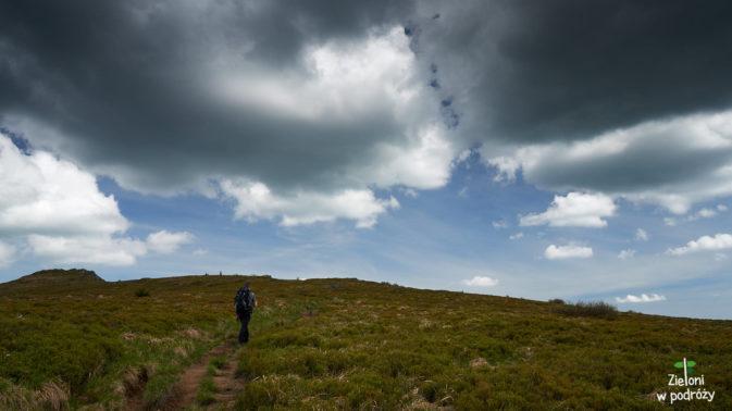 Chmury odgrywały tego dnia jedną z głównych ról