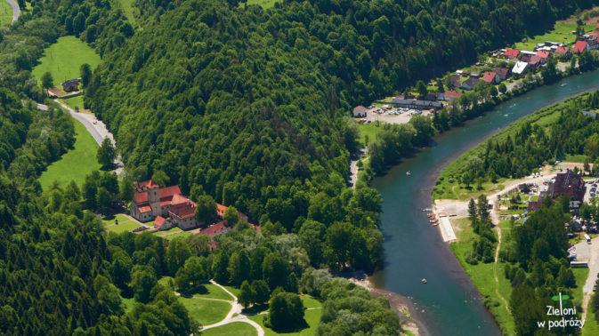 Czerwony Klasztor i Dunajec