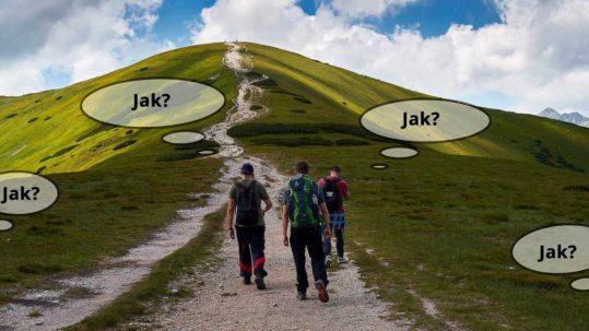 Góry - jak rozpocząć