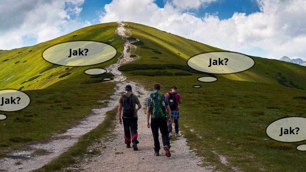 bc13de574c1c8 Góry - jak zacząć swoją przygodę  - Zieloni w podróży
