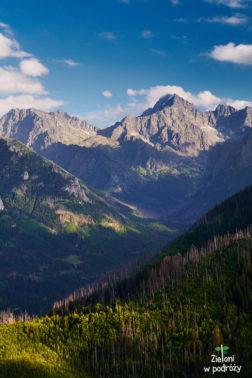 Gerlach i Dolina Białej Wody. Widok wprost fenomenalny
