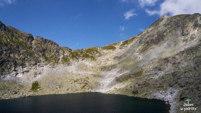 Przy prawej Furkot, w środku Furkotna Przełęcz