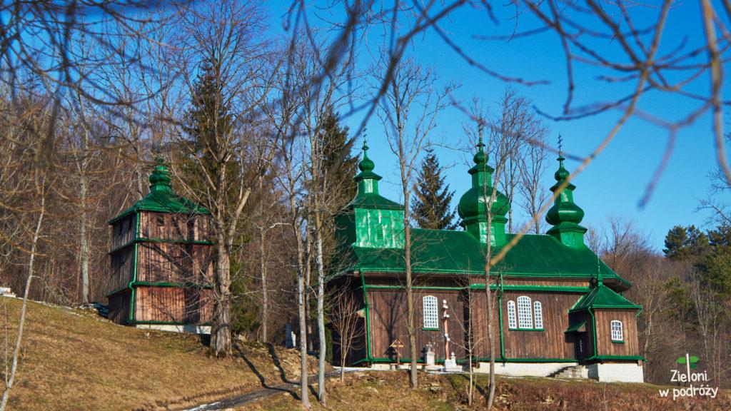 Cerkiew Zaśnięcia Przenajświętszej Bogurodzicy w Szczawnem