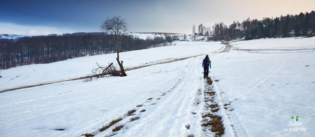 Przymiarki zimą