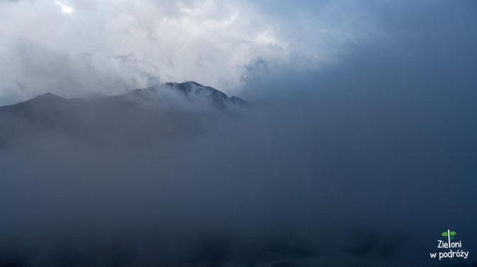 Poranek deszczowy, ale klimatyczny