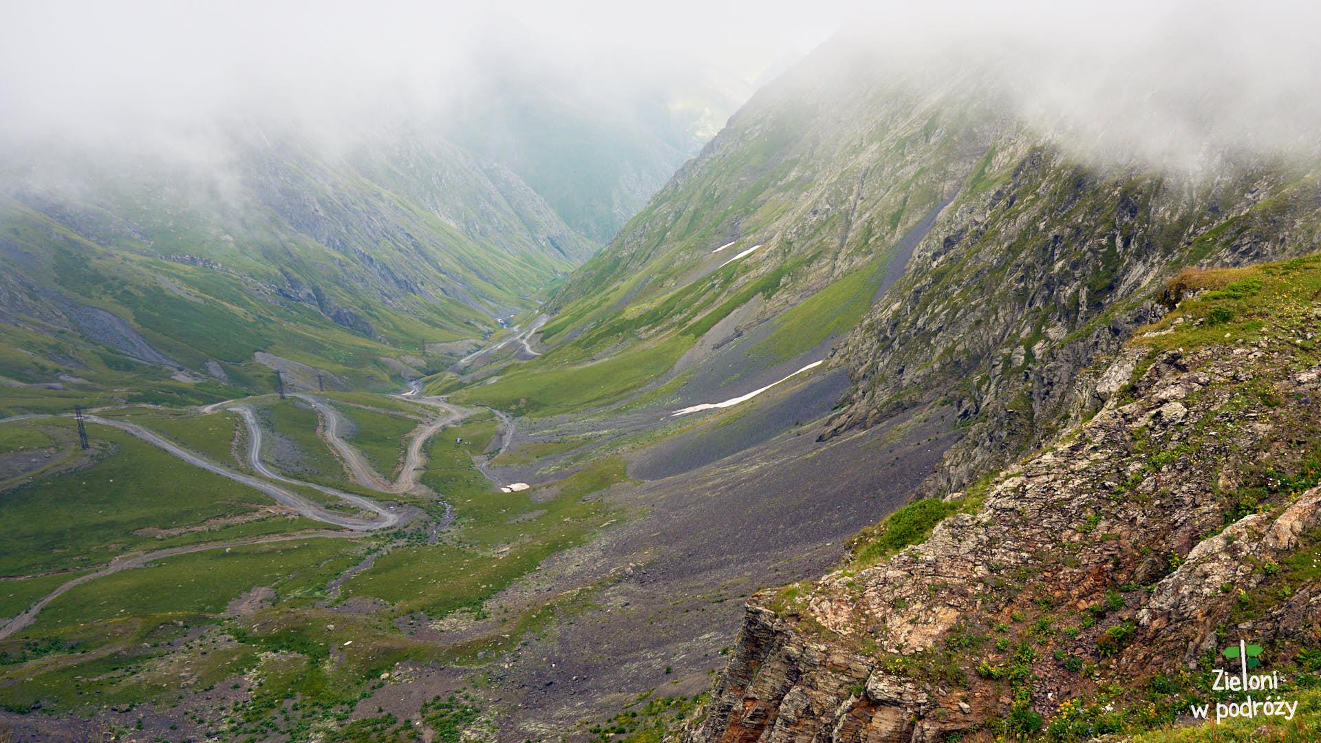 Przełęcz Abano