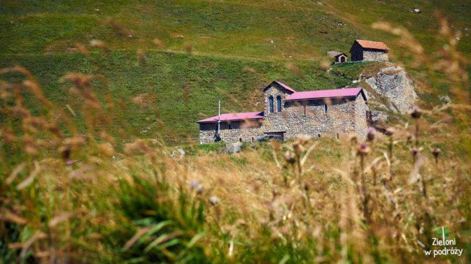 Monastyr męski w Dolinie Truso