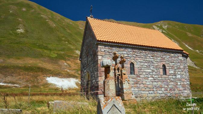 W wiosce Abano, nieopodal klasztoru żeńskiego