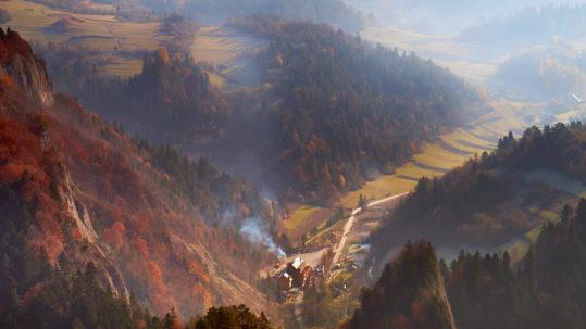 Szlaki w Pieninach