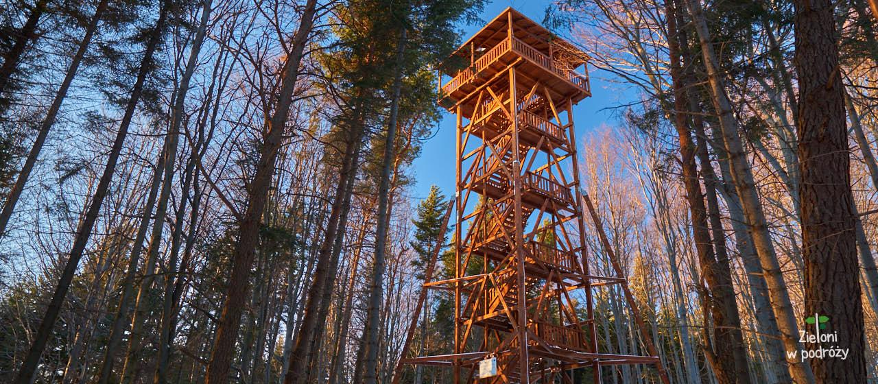 Ferdel i wieża widokowa